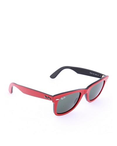 Ray Ban Gafas de Sol MOD. 2140 SOLE955 Rojo / Negro