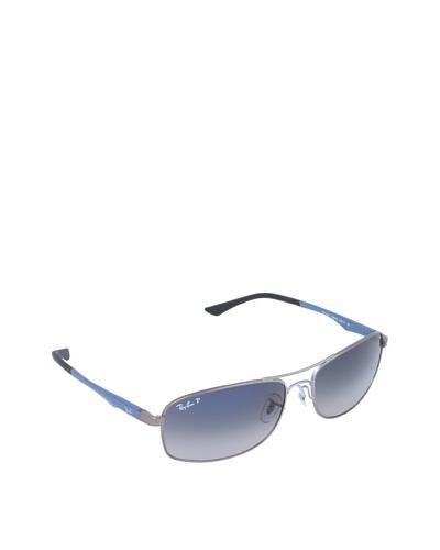 Ray-Ban Gafas de Sol Metallic MOD. 3484 029/78 Azul Metalizado Mate