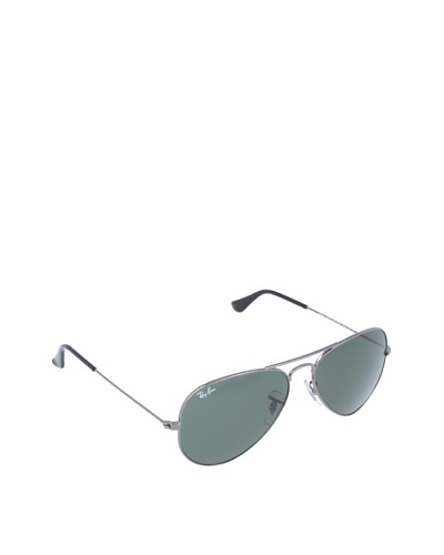 Ray-Ban Gafas de Sol Aviator MOD. 3025 W3236 Gris Metalizado