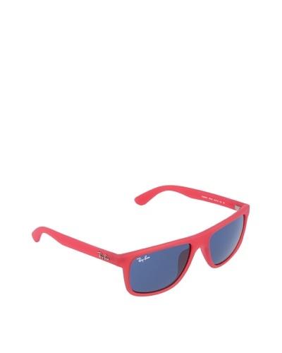 Rayban Junior Gafas de Sol MOD. 9057S SOLE Rojo