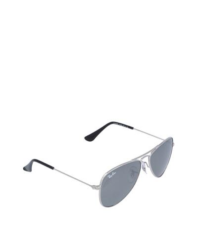 Rayban Junior Gafas de Sol MOD. 9506S SOLE 212/6G Plata