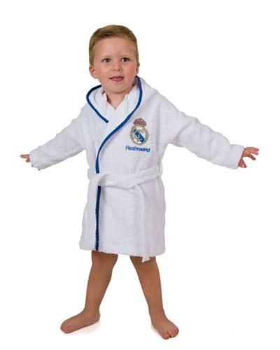 Real Madrid C.F. Albornoz Infantil Escudo Bordado