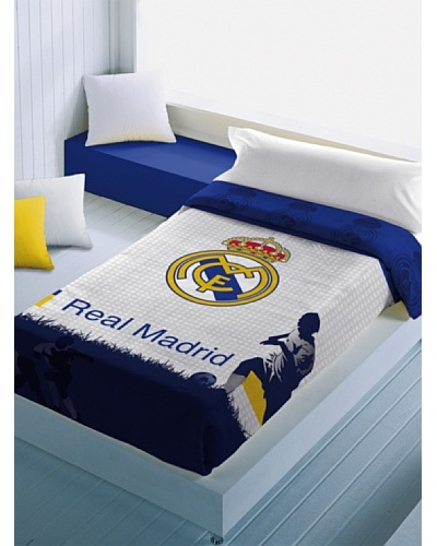 Real Madrid CF Manta Escudo Tacto Polar