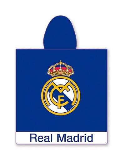Real Madrid C.F. Poncho de Playa Escudo