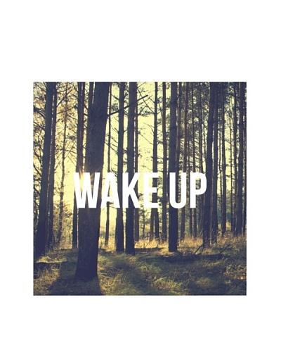 Lienzos Decoración Vertical Wake Up