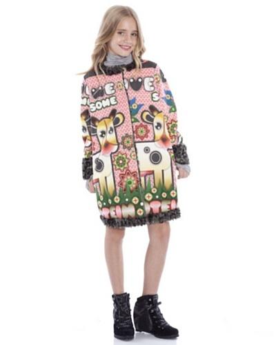 Custo Abrigo Girl