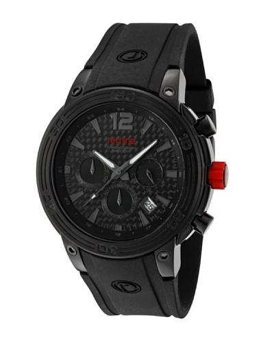 Red Line RL50033BB01 - Reloj de Caballero movimiento de cuarzo con correa de caucho Negro