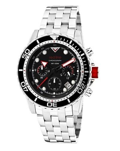 Red Line RL5003411 – Reloj de Caballero movimiento de cuarzo con brazalete metálico Metálico