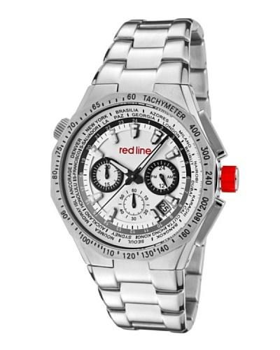Red Line RL5001422S – Reloj de Caballero movimiento de cuarzo con brazalete metálico Metálico