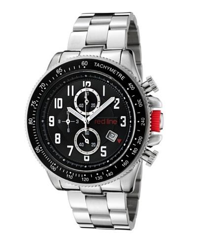 Red Line RL5001811 – Reloj de Caballero movimiento de cuarzo con brazalete metálico Metálico