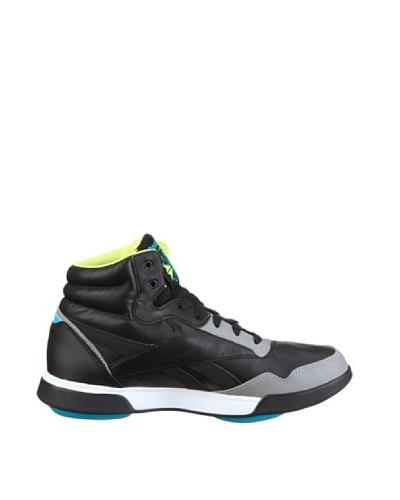 Reebok Zapatillas Easytone Rockeasy M Negro / Azul / Amarillo