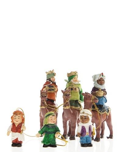 REILA Colección Infantil Figuras Reyes