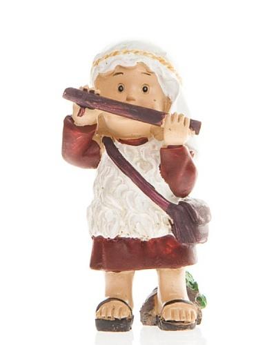 REILA Colección Little Xmas Pastora Tocando Flauta