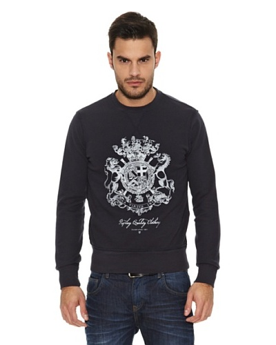Replay Sudadera Escudo