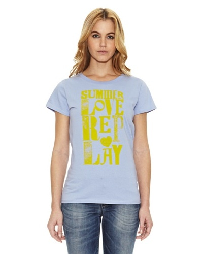 Replay Camiseta Print Original