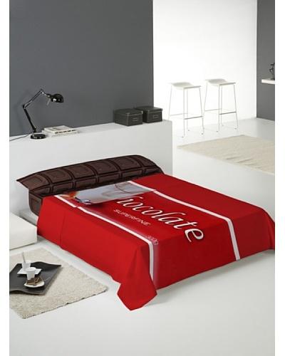 Juego De Sábanas Chocolate