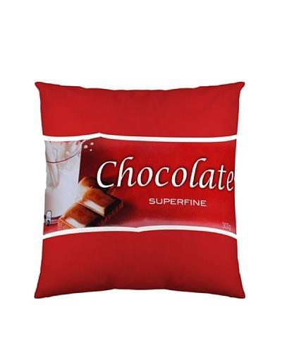 Funda Cojín Chocolate