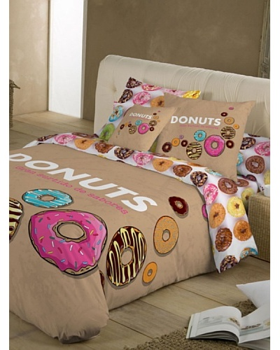 Reversible Funda Nórdica Donuts