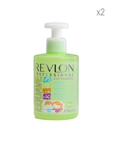 Revlon Set 2 Equave Champús 2 En 1 Hipoalergénico Niños 300 ml