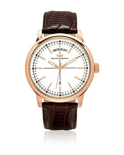 Rhodenwald & Söhne Reloj Grand Magelan Plata