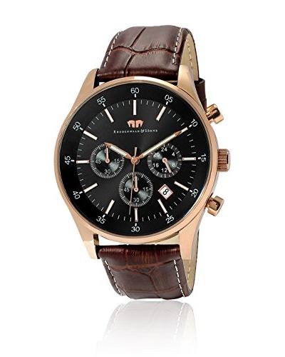 Rhodenwald & Söhne Reloj Goodwill Negro 10010073