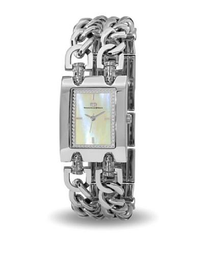 Rhodenwald & Söhne Reloj de mujer de cuarzo Grandiosa Plata