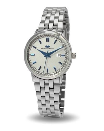 Rhodenwald & Söhne Reloj de mujer de cuarzo Royal Touch Plata