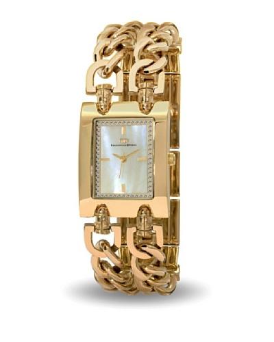 Rhodenwald & Söhne Reloj de mujer de cuarzo Grandiosa Oro