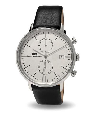 Rhodenwald & Söhne Reloj de caballero cronógrafo Hyperion Negro / Blanco