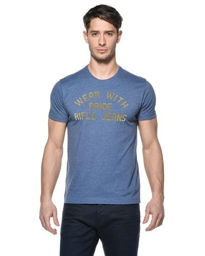 Rifle Camiseta Omaha Azul