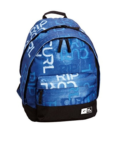 Rip Curl Mochila Curl Mens Double Dome Lettering Backpack