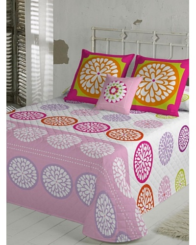 Robin Zingone Colcha Bouti Fresh Pink