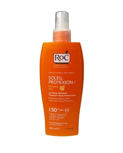 Roc Leche en Spray Especial para Niños Spf 50 200 ml