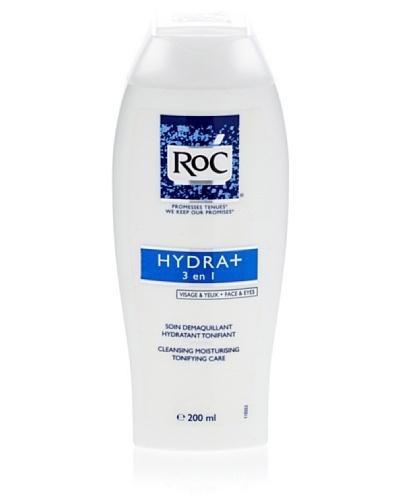 Roc 3 En 1 Tónico Limpiador Y Leche Hidratante 200 ml