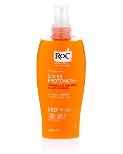 Roc Leche en Spray Hidratante y Aterciopelada Spf 50 200 ml