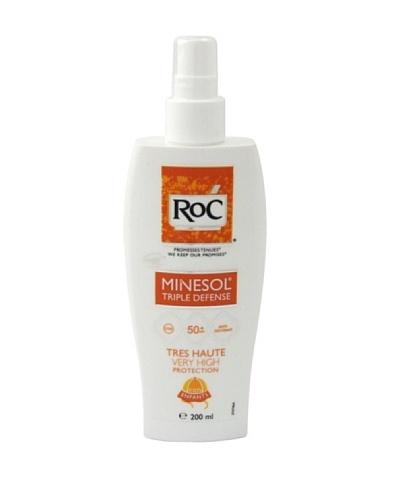 Roc Leche en Spray Hidrante Para Niños (Piel Sensible) Spf 50 200 ml