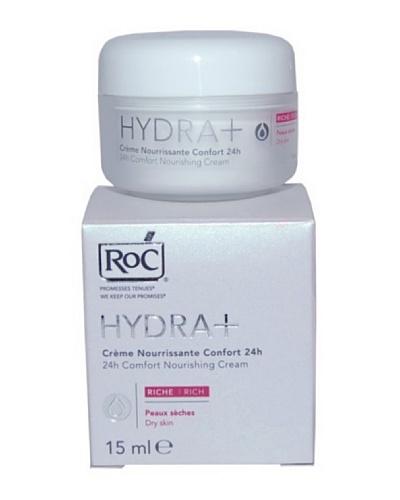 Roc Crema Confort Hidratante Rica Textura 15 ml
