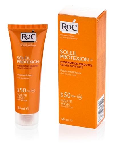 Roc Protector Solar Spf 50 Hidratante Antibrillo 50 ml