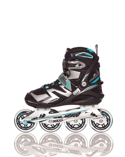 Roces Patines Skin W Negro / Agua
