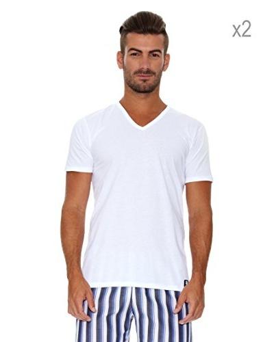 Rochas Paris Pack De 2 Camisetas Cuello En V