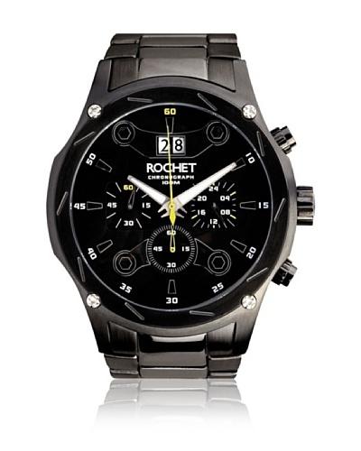 Rochet W107413 Reloj de Caballero movimiento de cuarzo con brazalete metálico plata
