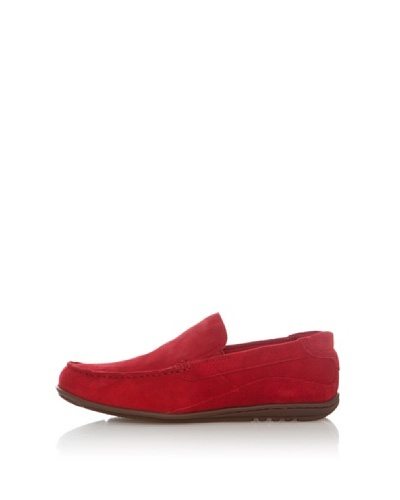 Rockport Mocasines Cape Noble Rojo