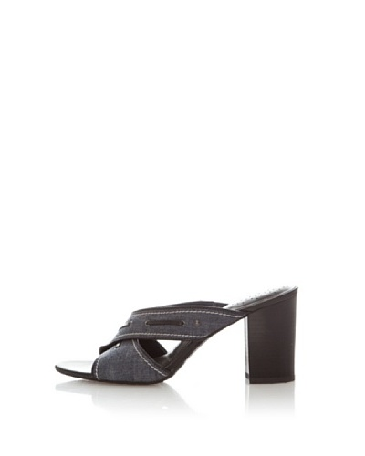 Rockport Sandalias Vestir Gh Cross Band Negro