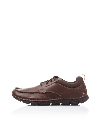 Rockport Zapatos Casual Tumbled Marrón