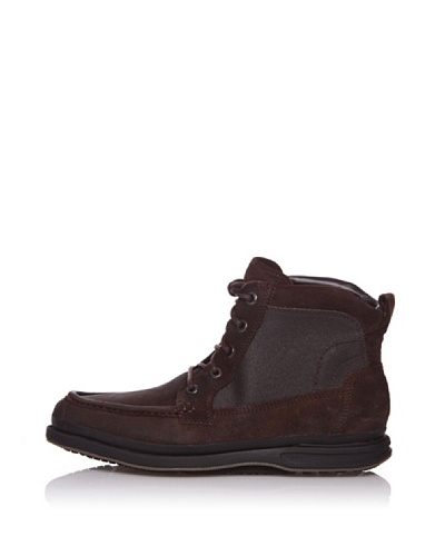 Rockport Botas Casual Eyetie Chocolate
