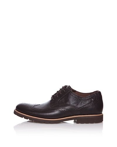 Rockport Zapatos Casual LH Wingtip Chocolate