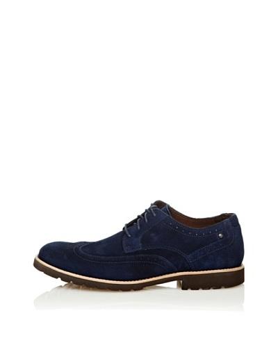 Rockport Zapatos Casual Wingtib Marino
