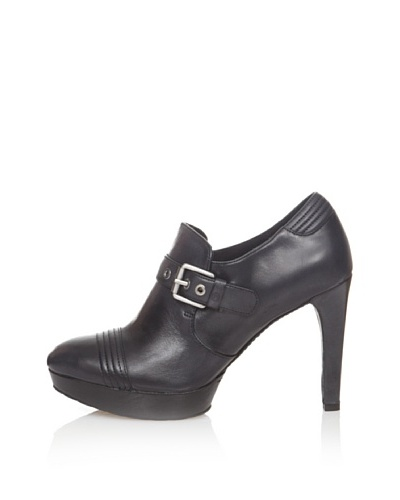 Rockport Zapatos Abotinados Tacón Janae Negro