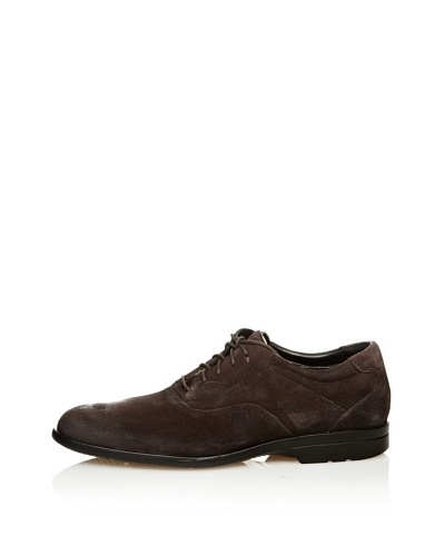 Rockport Zapatos Vestir BL Plaintoe Chocolate
