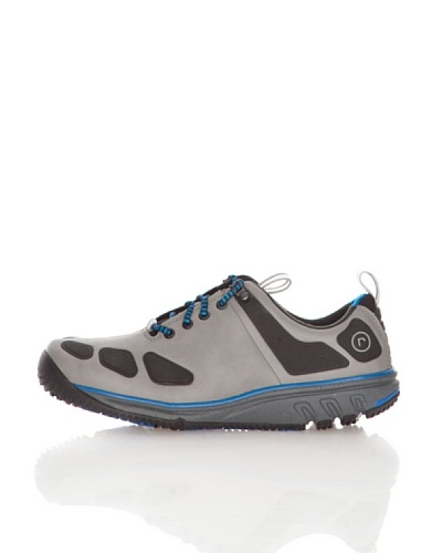 Rockport Zapatos Casual Impermeable Zenacity Gris